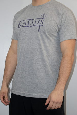 The Basic Tee - Grey