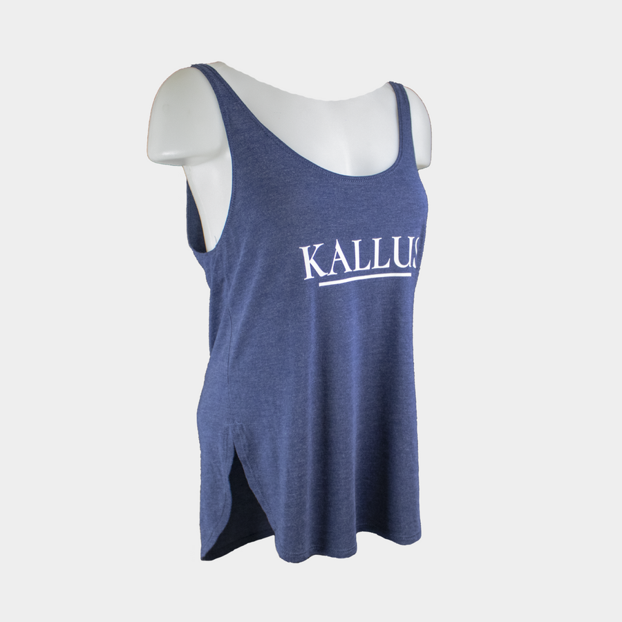 The Divide Tank - Navy