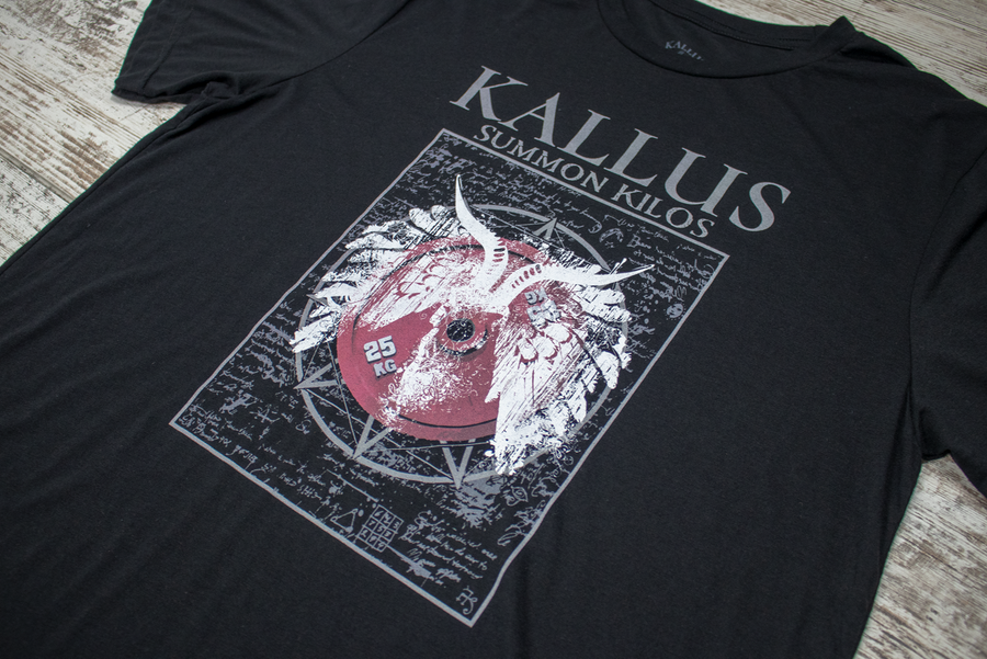 Summon Kilos Tee 1.0 - Black