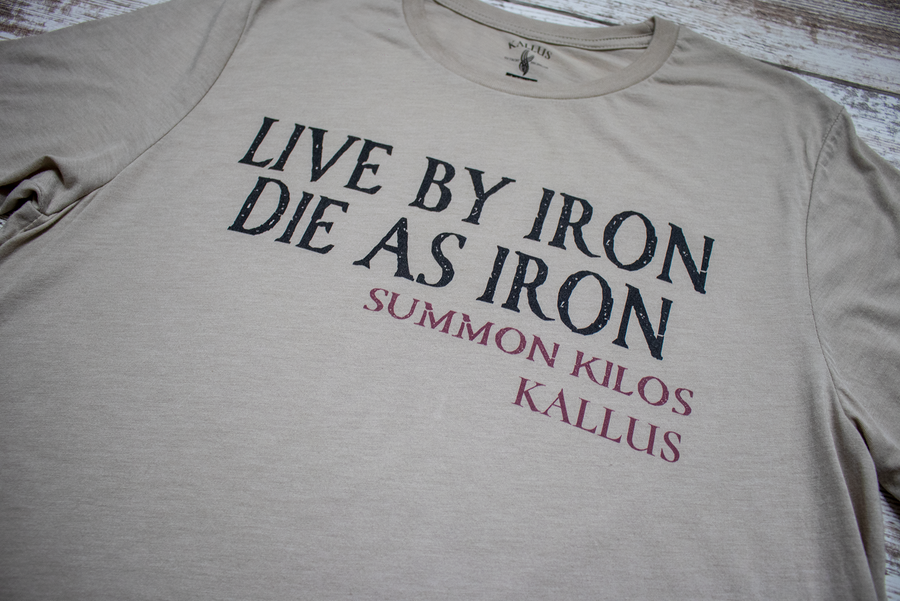 Summon Kilos Tee 2.0 - Tan