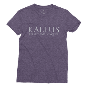 Original Ladies #01 Tee - Purple