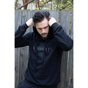 The Crossover Hoodie - Black