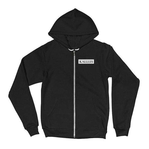 Persist and Conquer Unisex Hoodie - Black