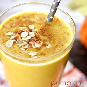 Add the sweetness of cinnamon and honey to your smoothie!