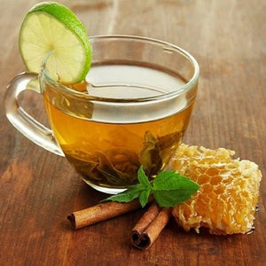 Cinnamon Honey in tea is heavenly!