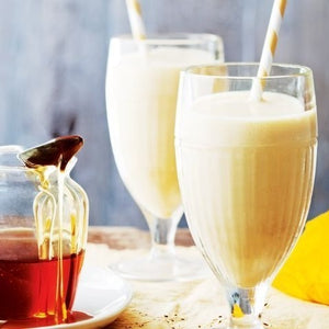 Use Gallberry Florida Raw honey as a natural sweetener in smoothies and shakes!