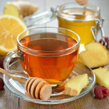 Nothing beats Specialty Honey Ginger Honey in a glass of herbal tea!