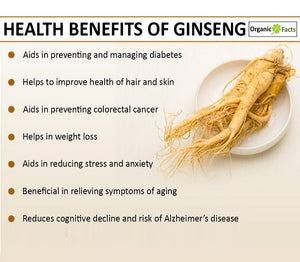 Ginseng Specialty Honey provides a great energy boost as well as a ton of other health benefits.