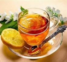 Nothing is better than natural Orange Blossom Honey in Tea!