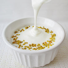 Add a tasty crunch to your yogurt, cereal, and oatmeal with all natural bee pollen granules.