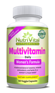 Daily Multivitamin (60 Vegetarian Capsules)