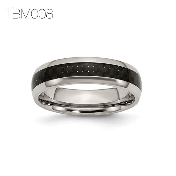 Best Designer Jewelry Titanium Black IP-plated Cable and Diamonds Polished//Brushed Band