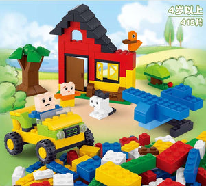 Lego Building Block Set