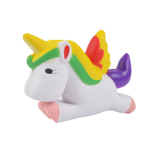 Squishy Animal Unicorn Slow Rising Stress Relief Toy for Kids