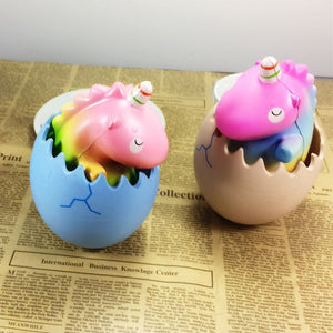 Unicorn Dragon Pet Dinosaur Egg Slow Rising