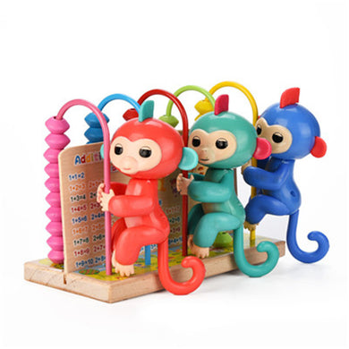 Fingerlings Vertical Gym Playset