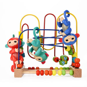 Fingerlings Funny Gym Playset
