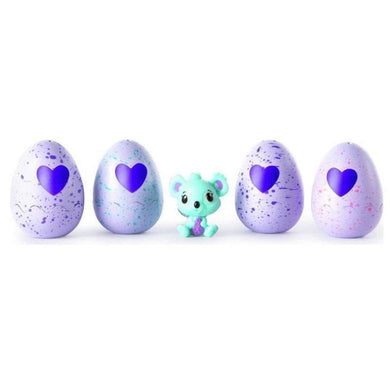 Hatchimals Surprise Egg 4 Pack