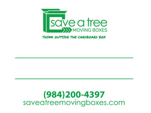 TREE SAVER LABELS (50)
