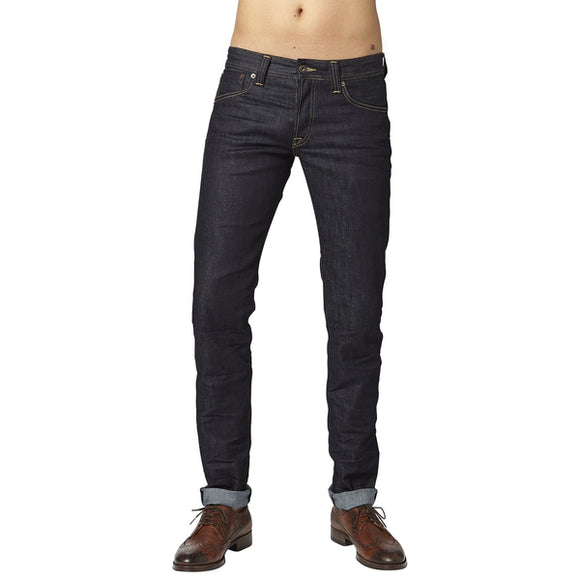 PEPE MEN'S DARK CLEAN WASH SLIM LEG JEANS