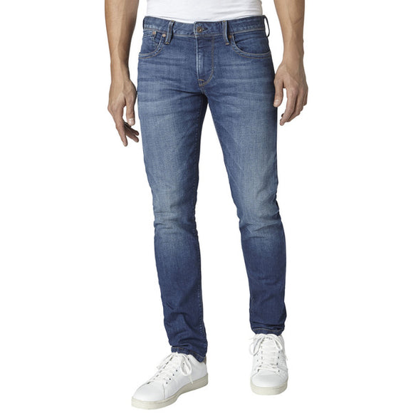 PEPE MEN'S HATCH TAPERED SLIM LEG JEANS