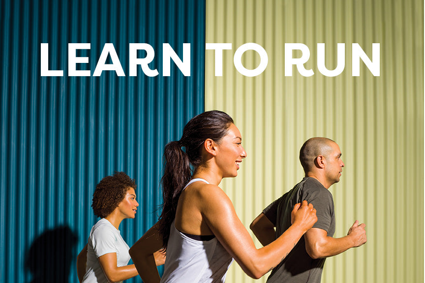 Learn to run? Yes you can!