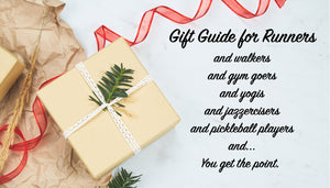 2018 Gift Guide for Runners