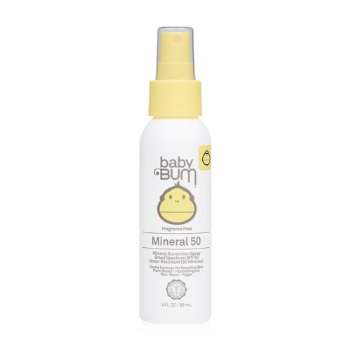 Baby Bum Mineral SPF 50 Sunscreen Spray