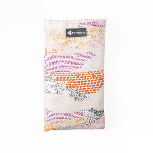 Organic Cotton Eye Pillow - Lavender