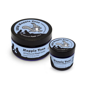 Happie Toes All Natural Foot Salve