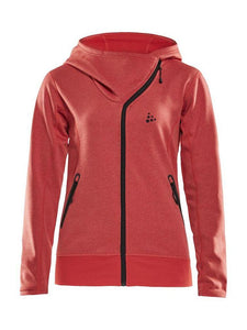 Sports Fleece Assymetric - Women's