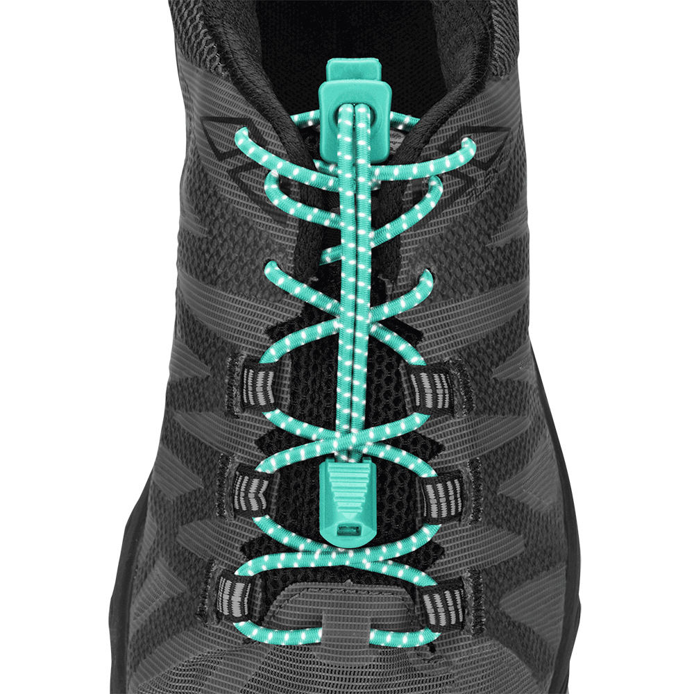 Run Laces Reflective