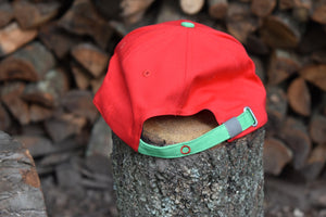 DZZ Sticker Hat (Limited Edition TOMATO Red)