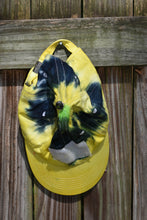 Load image into Gallery viewer, Hand Tie Dye Sticker Hat