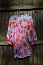 Load image into Gallery viewer, Hand Tie Dye Big Pocket Tee