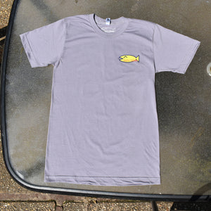 My Things T-Shirt - Slate Grey
