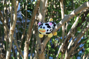 Peepy (Cow Pattern)