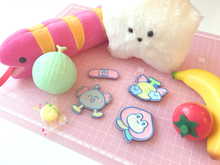 Load image into Gallery viewer, Punimelt Patch Collection