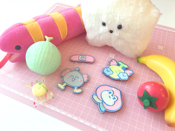 Punimelt Patch Collection