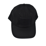 Black Sticker Hat