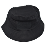 Sticker Bucket Hat (Black)