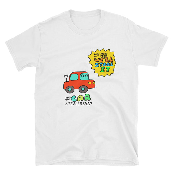 Car Stealership T-Shirt
