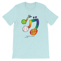 Sports is music T-Shirt