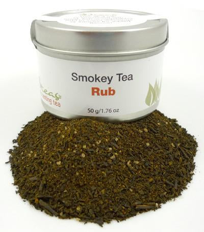 Smoky Tea Rub