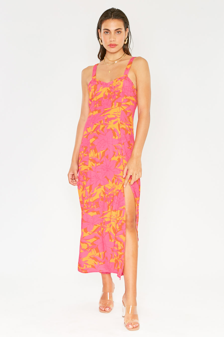 EVERETTE DRESS