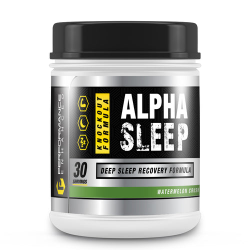 Alpha Sleep