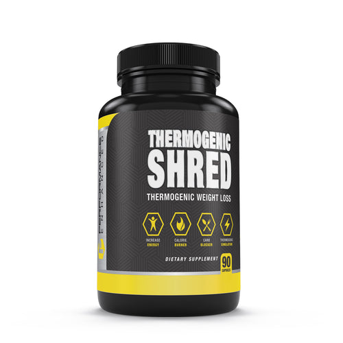Alpha Enhanced Shred