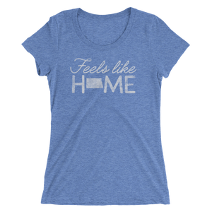 North Dakota Home T-shirt
