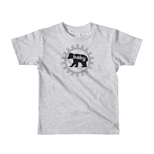 Baby Bear Kids T-shirt