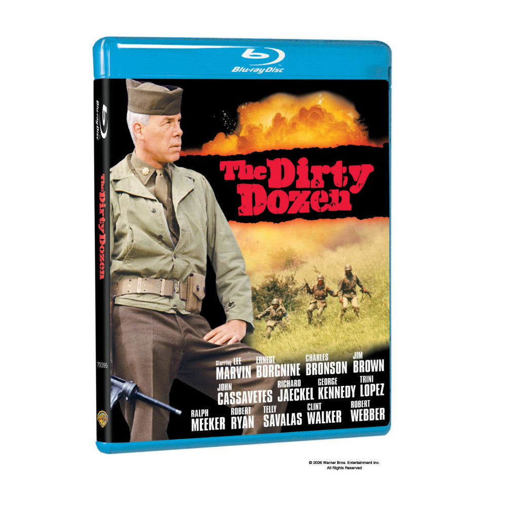 The Dirty Dozen (BD)